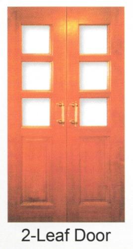 2-LEAF DOOR