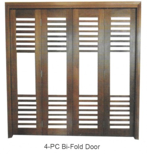 4-PC Bi-FOLD DOOR