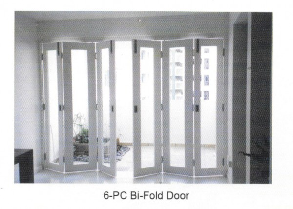 6-PC Bi-FOLD DOOR 1