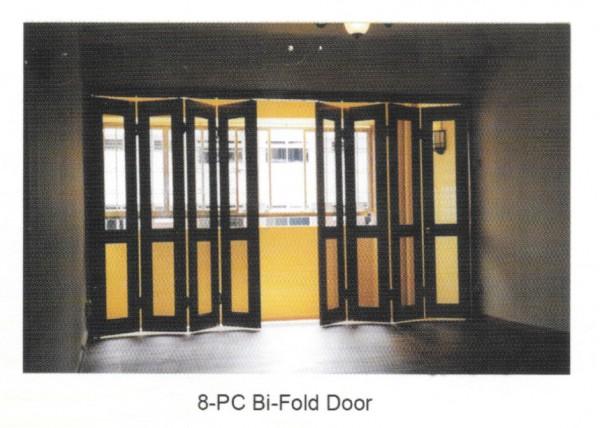 8-PC Bi-FOLD DOOR 1