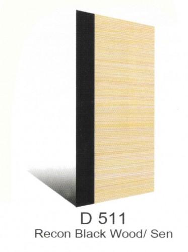 D 511 RECON BLACK WOOD SEN