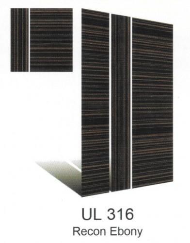 UL 316 RECON EBONY